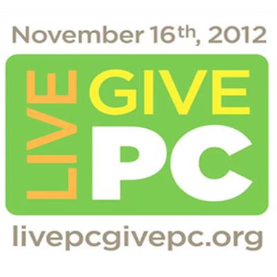 LivePCGivePC-2012