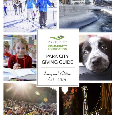 Park City Giving Guide