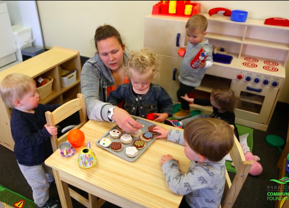 $250,000 gift to expand affordable childcare