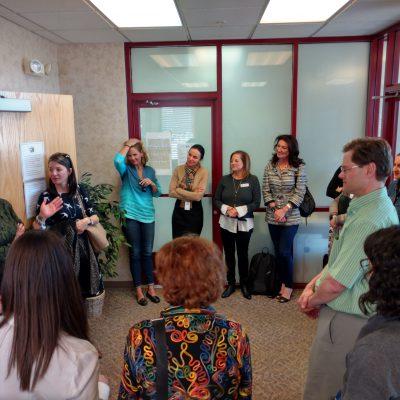 Children's Justice Center Grants Committee Site Visit