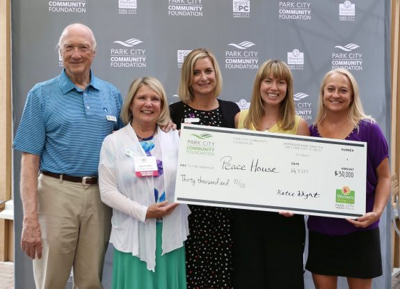 Peace House Named 2017 Women's Giving Fund Grantee