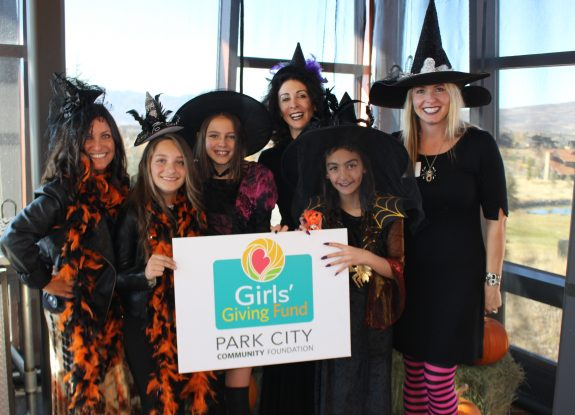 Girl's Giving Fund Celebrate Witches Brew