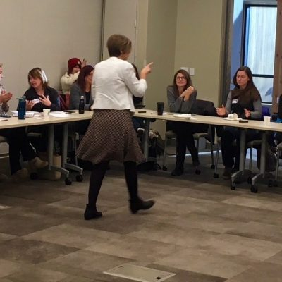 Roundtable Recap: Volunteers Are Precious