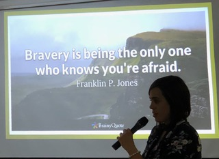 Be Bold, Be Brave, Be You: Girls Mentoring Day Recap