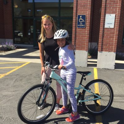 Solomon Fund: A Bike for Natalia