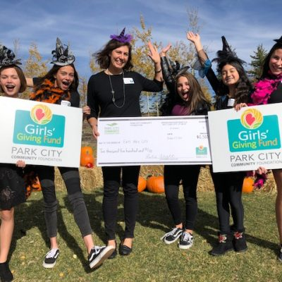 Double, Double, Toil and Trouble: Girls' Giving Fund Witches Brew Has Second Event