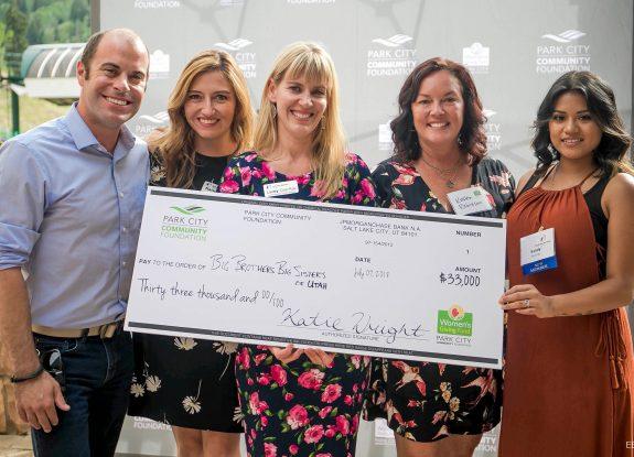 Women's Giving Fund 2018 Grantee Update - Big Brothers Big Sisters of Utah