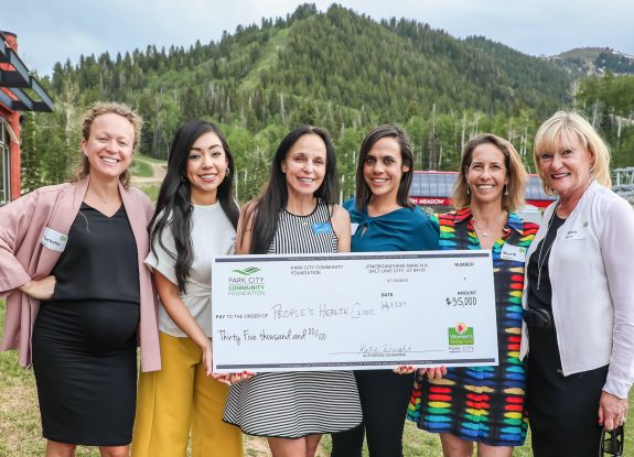 People's Health Clinic Named 2019 Women's Giving Fund Grantee