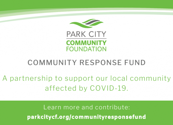 Community Response Fund Details for COVID-19