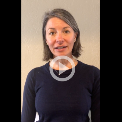 Katie Wright's Video Update on COVID-19 Crisis