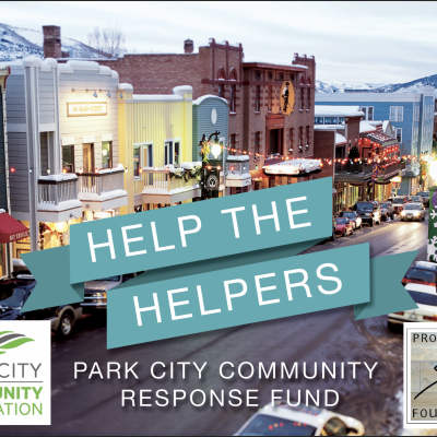 Promontory Foundation Pledges $10,000 Impact Grant Toward Park City Community Foundation's Community Response Fund