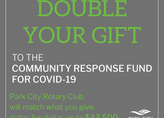 Rotary Club Challenge Grant Doubles Your Gift