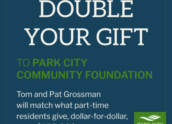 Grossman Challenge Grant Doubles Gifts for Part-time Residents