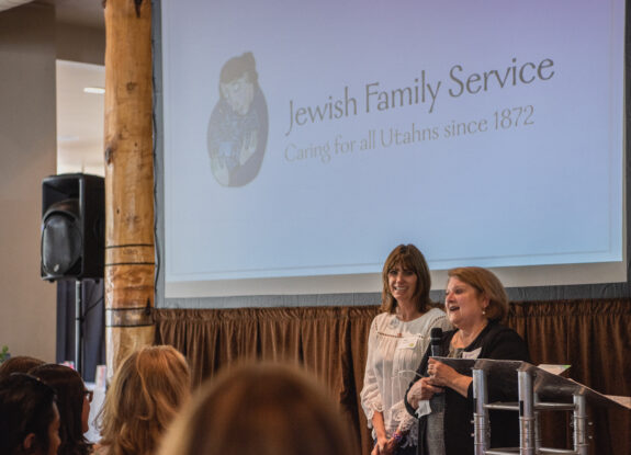Jewish Family Service Named 2021 Women's Giving Fund Grantee