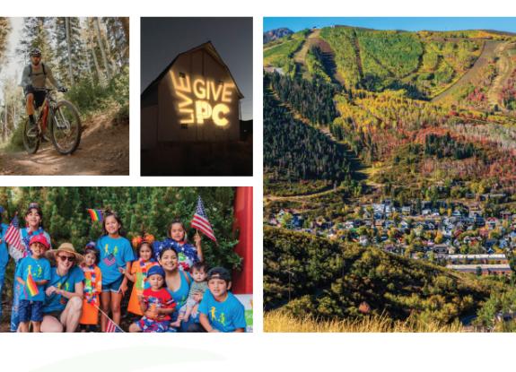 Park City Community Foundation 2020-21 Annual Report